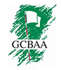 golf course builders association logo